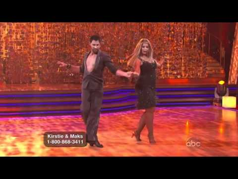 Kirstie Alley - Dancing with the Stars 2011 Season 12 week 1 3/21