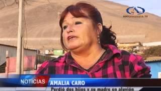 Reportaje Conmemoración 23 años del aluvión / Antofagasta Televisión Noticias