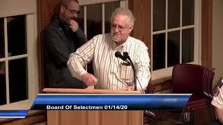 Board of Selectmen 01/14/20 thumbnail