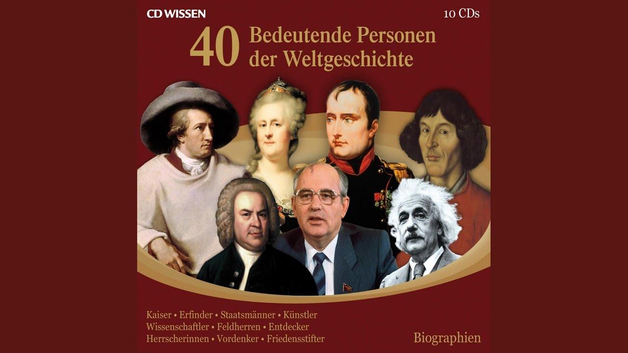 Kapitel 21 - 40 bedeutende Personen der Weltgeschichte ...