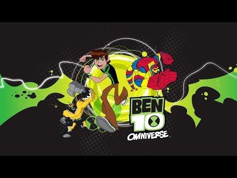 Ben 10 : OMNIVERSE - NEW BEN 10 GAME (FULL EPISODES)