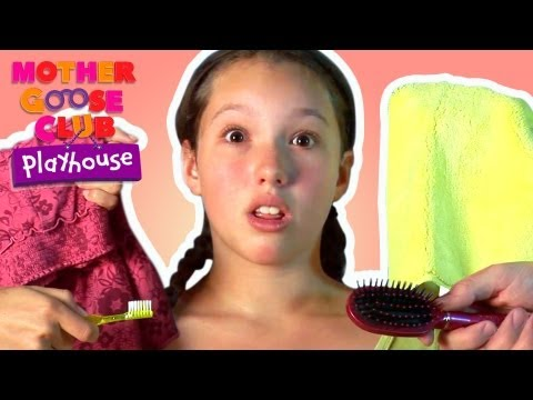 Lazy Mary | Mother Goose Club Playhouse Kids Video
