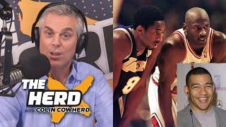 Colin Cowherd & J.A. Adande on Michael Jordan's Handling of Politics & Influence on Kobe Bryant