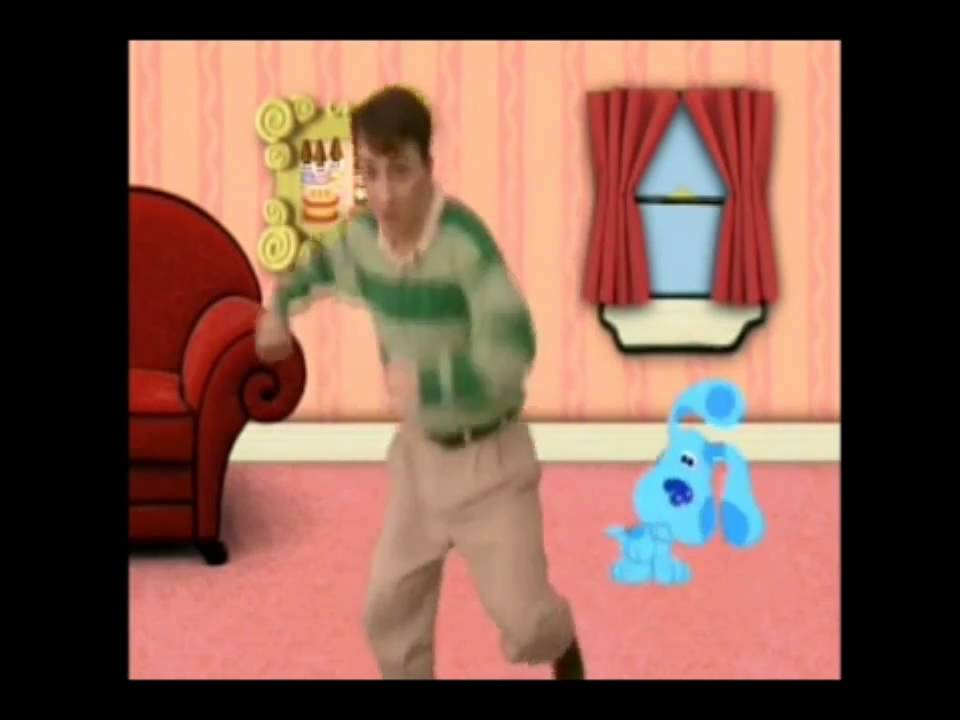 Blues Clues Mail Time - YouTube