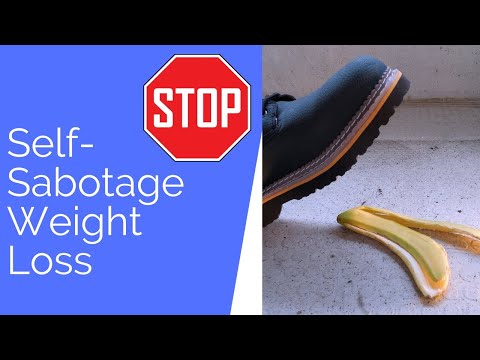 STOP Self-Sabotage / Weight Loss Hypnosis