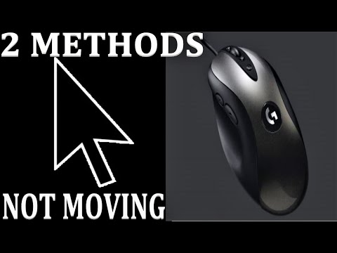 HOW TO FIX MOUSE CURSOR NOT MOVING BUT CLICK IS WORKING ?