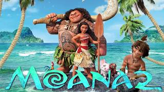 MOANA 2 THE LOST ISLAND Official TRAILER fanmade | NAHUDA