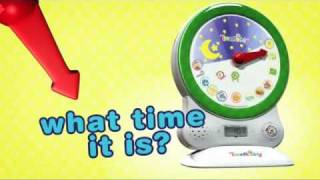 Timebuddy Childs/kids Clock Talking Toy/game/alarm Teaching Time