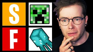 Download lagu I Ranked EVERY Minecraft Mob (Tier List)