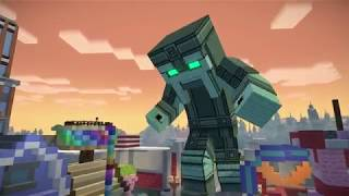 Minecraft: Story Mode - Season 2 Episode 2 Giant Consequences - Jesse vs Admin