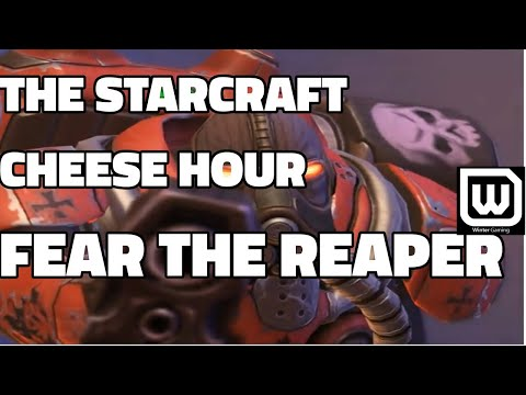 The Starcraft Cheese Hour Vol. 9 - Fear the Reaper Man (ft. Mork)