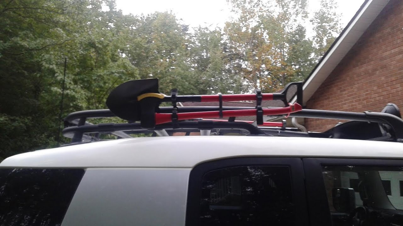 Fj Cruiser Roof Rack