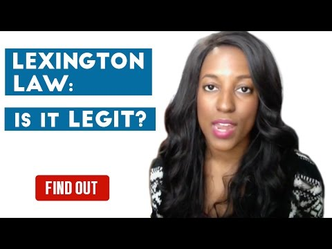 Lexington Law Services Review & Testimonial | 844-346-3183 | Credit Repair Reviews