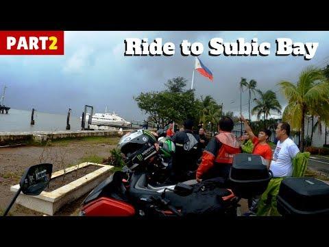 SHIPS AND SUBMARINES│Ride To Subic Bay│Malawaan Park│Rico's P175 Buffet