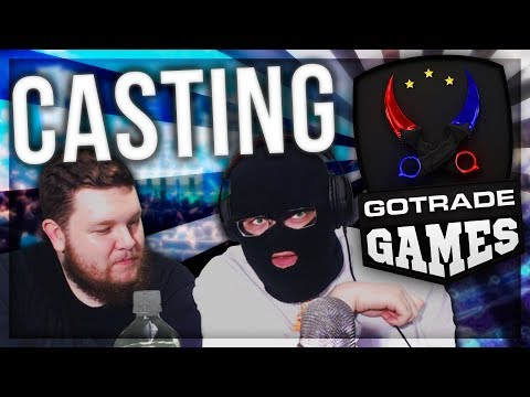 CS:GO CASTING INTENSE TOURNAMENT GAMES
