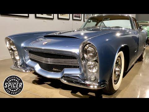1953 Dodge Storm Z-250 - Spicer Collector Car Profile