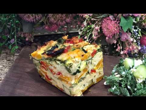 baked-veggie-frittata