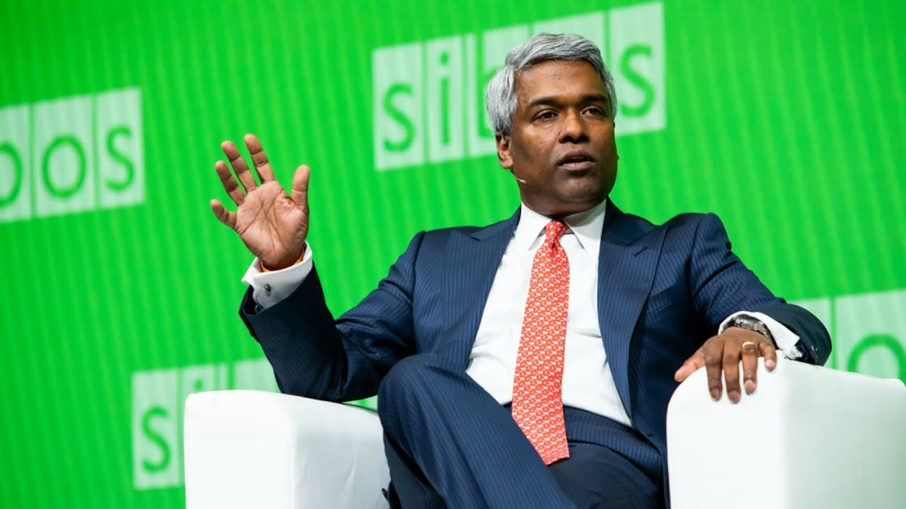 Sibos 2019: Closing Plenary - Google Cloud CEO, Thomas Kurian - 26 ...