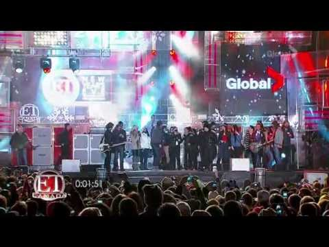 New Years Eve 2012 Niagara Falls Canada
