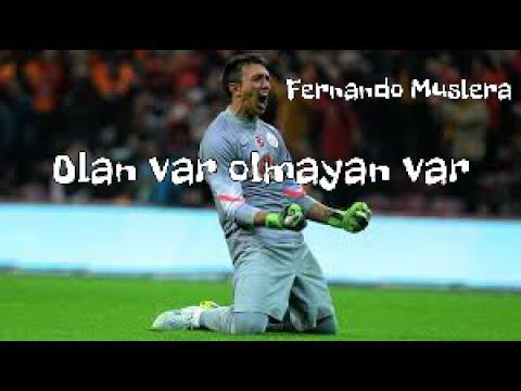 Fernando Muslera Beşiktaş maçı olan var olmayan var.