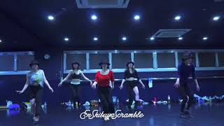 SHOJIN レッスン THEATER JAZZ 2019年 5月 コンビネーション Fall / Superfly EN DANCE STUDIO 渋谷SCRAMBLE校 月曜21時半〜