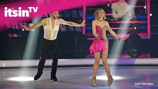 "So geht's Lina Larissa Strahl nach Heul-Attacke bei ""Dancing on Ice"""