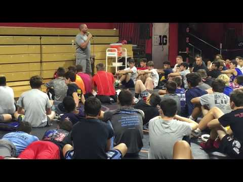 Wrestling Strength & Conditioning Clinic - Pt 1