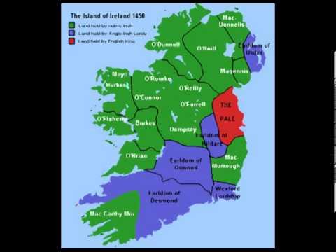 Tudor Ireland