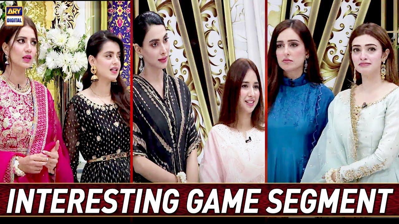 Gharelo Totke Kis Kis Ko Pata Hain ? | Interesting Game Segment | Good Morning pakistan