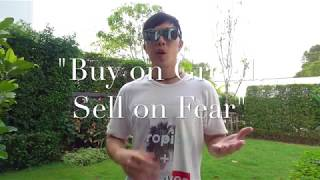 Buy on Greed Sell on Fear