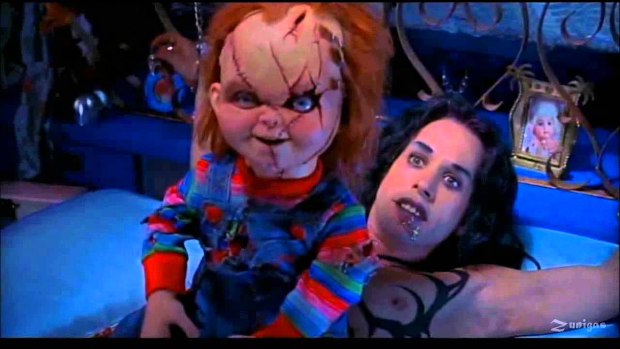 tiffany naked from the bride of chucky