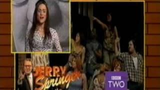 Ryan Molloy - Jerry Springer Advert