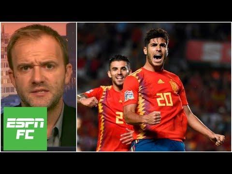 Reacting to new-look Spain's emphatic 6-0 win over Croatia | ESPN FC