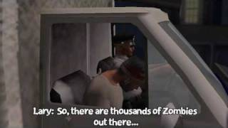 """Random Zombie Movie"" The Movies (PC Game)"