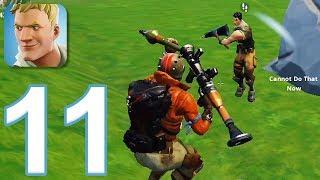 Fortnite - Gameplay Walkthrough Part 11 - High Explosives v2 (iOS)