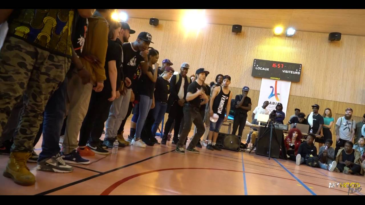 MEGATRON VS UGLY FATE 1/8 FINAL | Hip Hop vs Krump ...