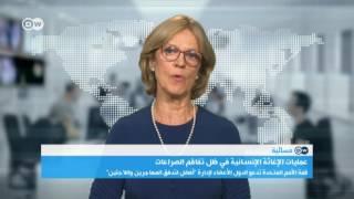 رئيسة منظمة مكافحة الجوع في العالم: 65 مليون لاجئ عدد لا يُحتمل