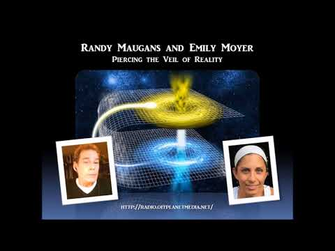 Sage of Quay Radio - Randy Maugans and Emily Moyer - Piercing the Veil of Reality (Apr 2018)