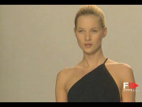 CALVIN KLEIN Fall Winter 1996 1997 New York - Fashion Channel