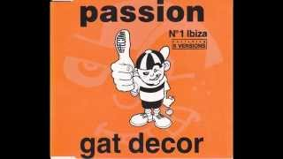 Gat Decor  -  Passion (Naked Mix) / 1992