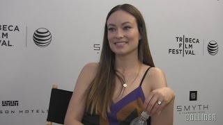 TRON 3: Olivia Wilde Says Story Follows Quorra in the Real World; Confirms Filming Plans
