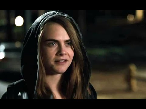 Paper Towns International Trailer (2015) Cara Delevingne ...