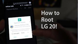 How to Root LG V20! [AT&T/Sprint/Verizon/Korean]