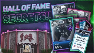 HALL of FAME PROMO SECRETS! How To GET FREE PLAYERS & BEAT THE PROMO! | Madden Overdrive