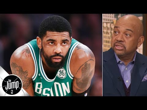 Kyrie Irving and Celtics are in good position after West Coast trip – Michael Wilbon | The Jump