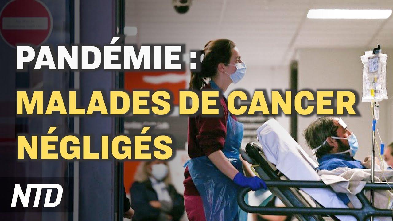 Download Crise des sous-marins : Le choc à Cherbourg ; Pandémie : des patients non soignés pour des cancers