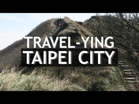 Travel-ying Taipei Taiwan (台北台灣)