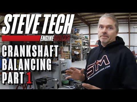Crankshaft Balancing – Part 1