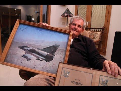 הקברניט:  נס יום הכיפורים: הטייס שחיסל באוויר טיל שיוט מצרי בדרכו לת