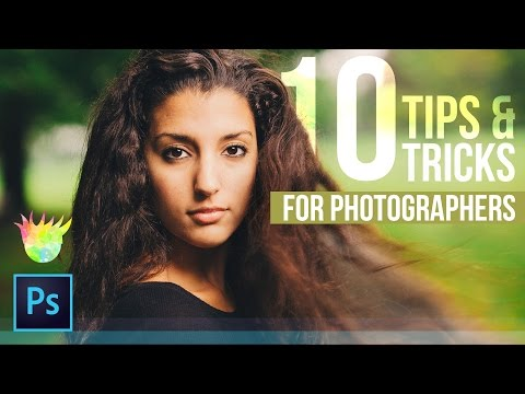 10 Photoshop Tips and Tricks for Photographers